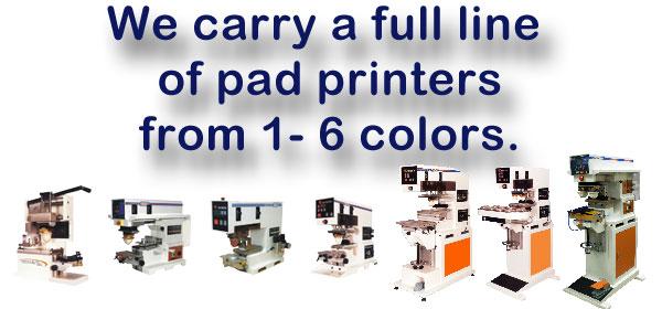 Pad Printers